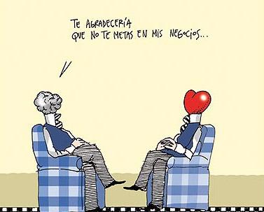 El corazon tiene razones....
