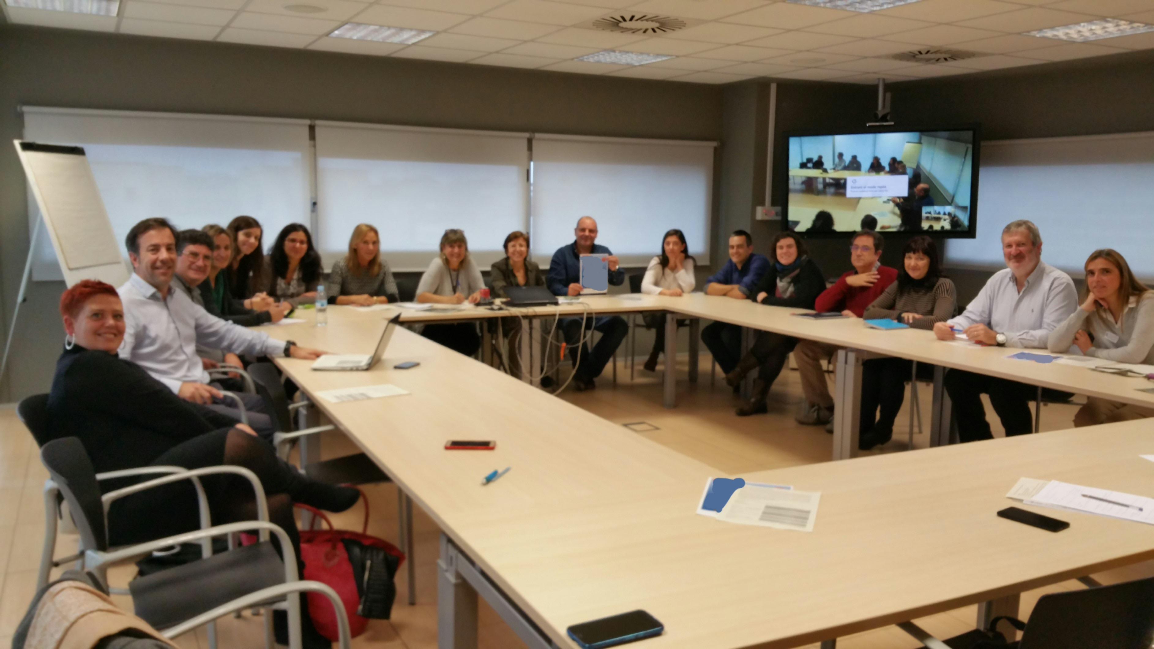 Foto reunió